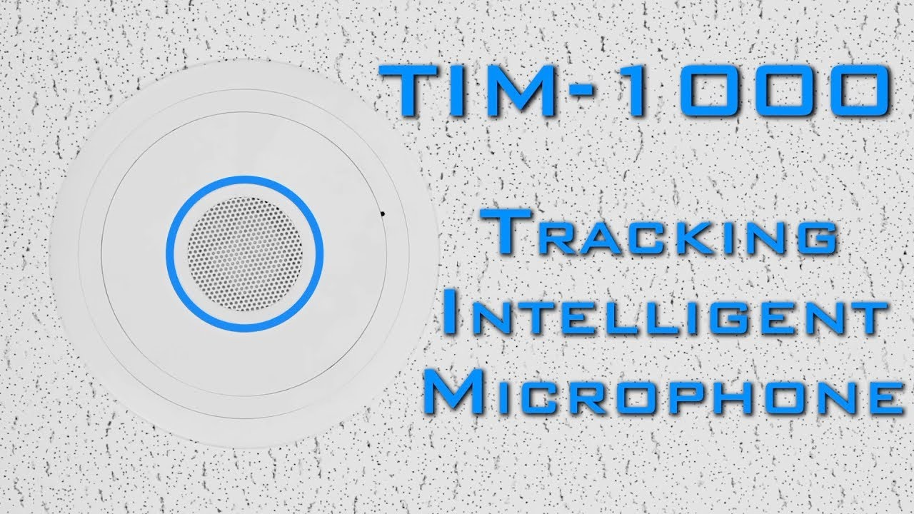 InfoComm 2019: Clockaudio's TIM-1000 Takes the Stage  to Simplify and Elevate Microphone Intelligence