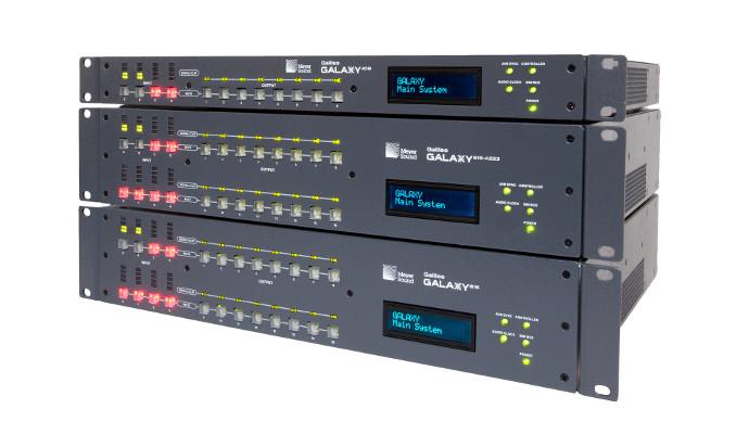 Meyer Sound Galileo GALAXY Attains Milan Certification from Avnu Alliance