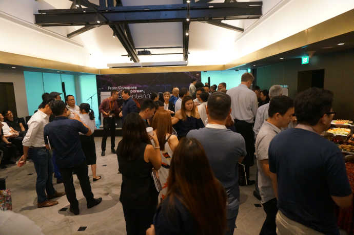 Guests Treated to Behind-the-Scenes Tour of Singapore Bicentennial