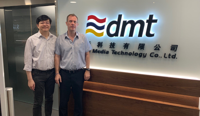 Prism Sound Appoints Digital Media Technology as Distributor for the People's Republic of China