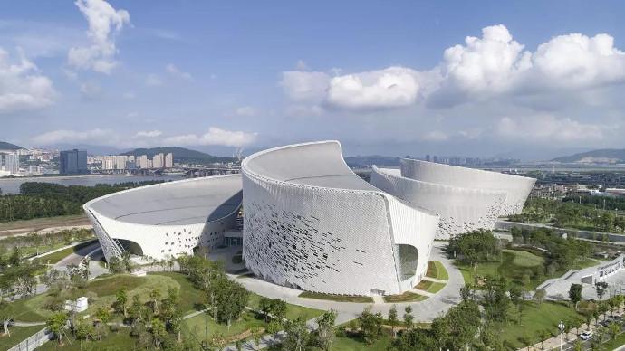 Symetrix Shines at World-Class  Fuzhou Strait Culture and Art Centre