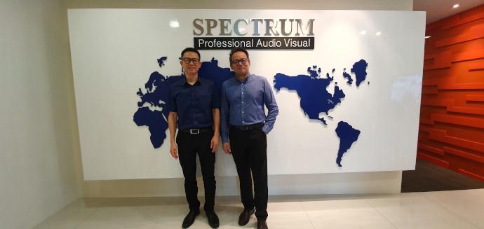 Spectrum AV Strengthens Team with New Appointment