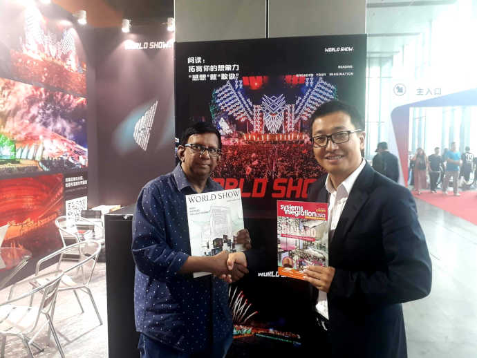 Systems Integration Asia and WORLD SHOW to Collaborate