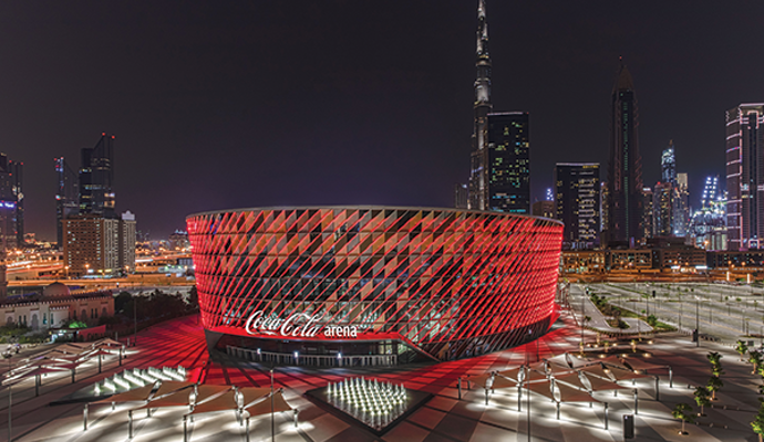 Tripleplay Selected by Coca-Cola Arena to Deliver World-Class IPTV and Digital Signage Network