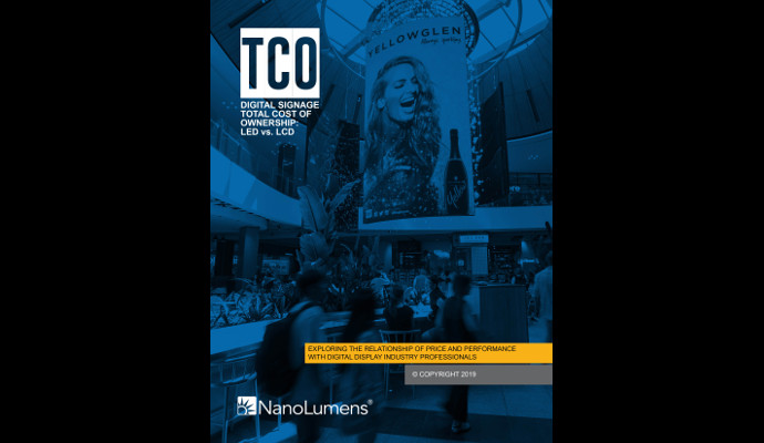 LED Display Customers Better Understand and Appreciate TCO, New Survey Shows   Systems Integration Asia