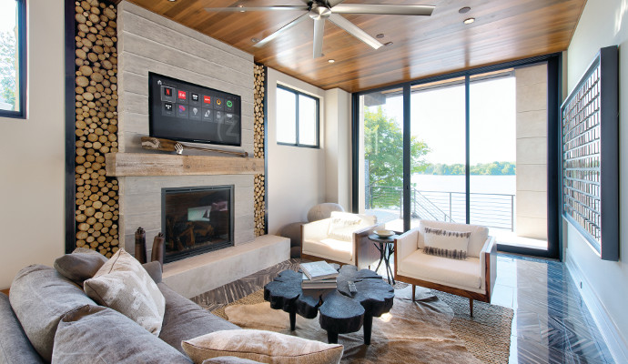 SnapAV and Control4 Combine to Transform Global Smart Home Industry