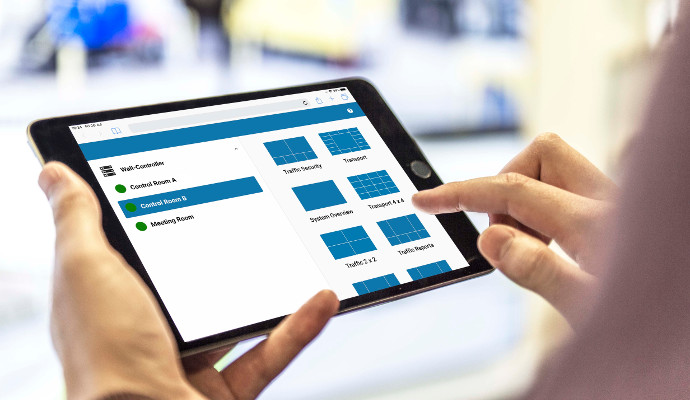 Datapath Updates WallControl 10 Video Management Software
