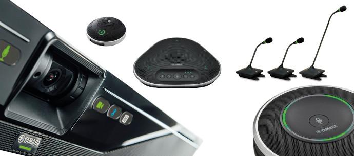 SoundCap Technology Yamaha YVC-330 Portable USB /& Bluetooth Conference Phone Featuring